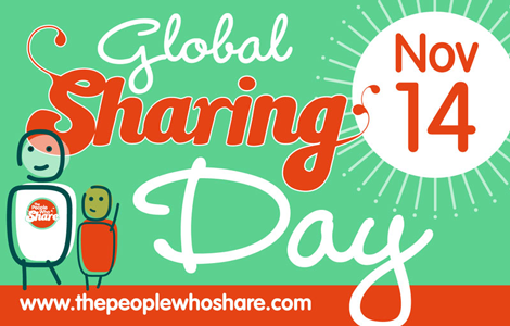 global sharing day