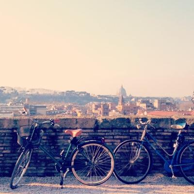 bikes in Roma