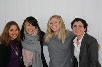 Mona, Hana Peters, Salem Jones and Kat Rossberg