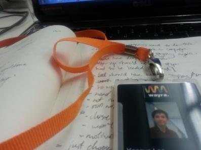 lee's key card