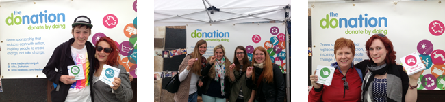 DoNation at Bristol Big Green Week