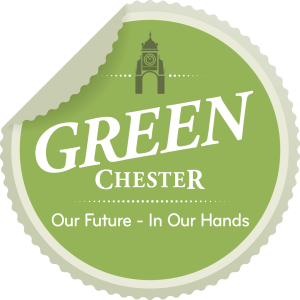 Green Chester logo