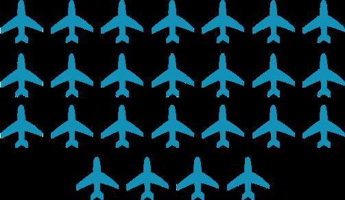 UCLan plane pic