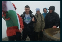 March 2013: Team Environment Wales