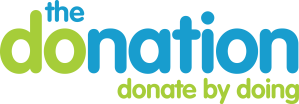 The DoNation old logo