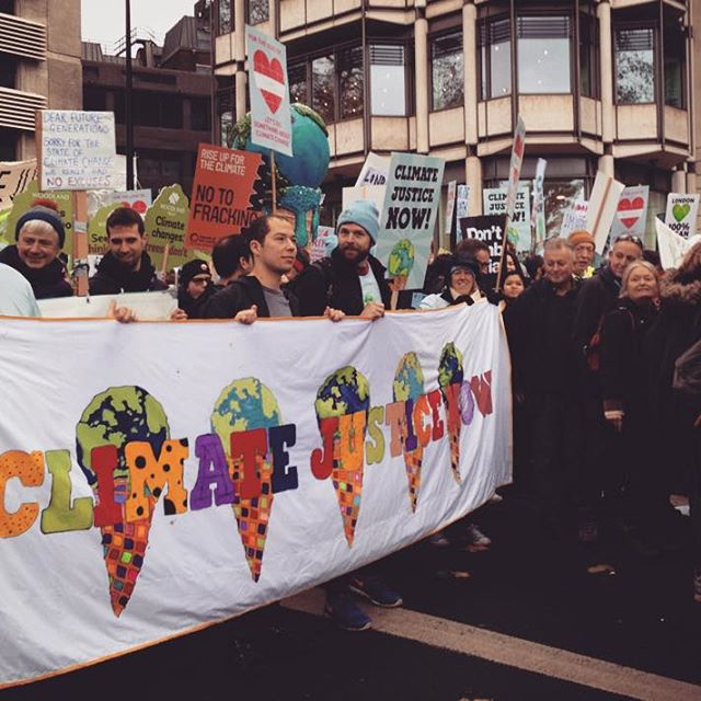 Climate Justice Now #climatemarch #cop21 #cop21paris2015 #climate #march #london
