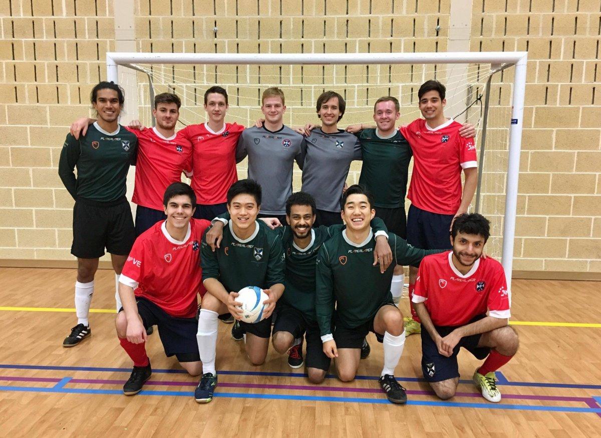 Futsal 2nd & 3rd Team