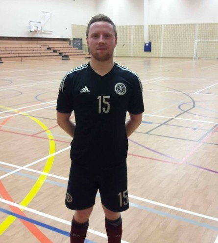 Paul McLaughlin Futsal